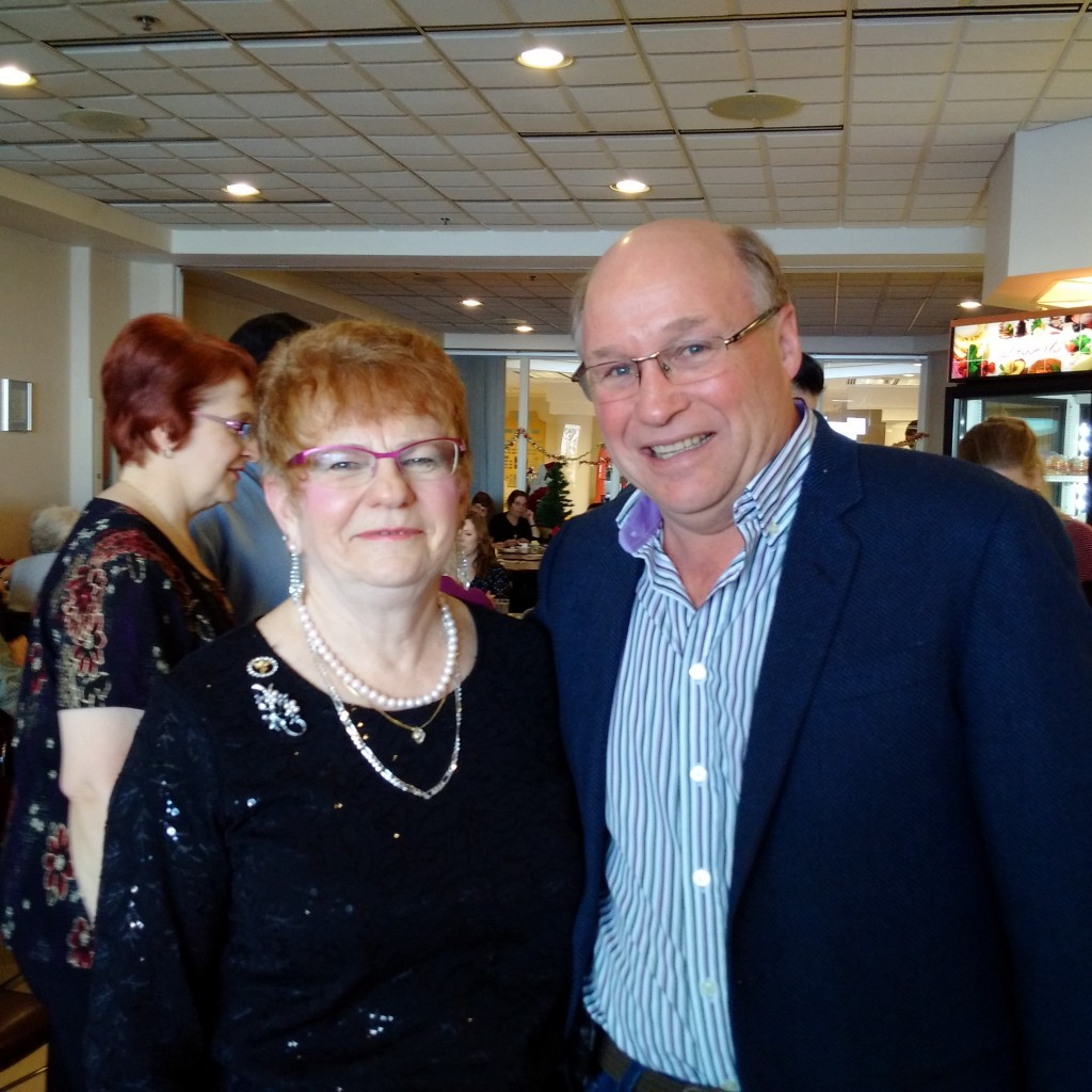 Joan Barnstable Retirement Celebration of 52 Years of Service to St. Joseph's Hospital