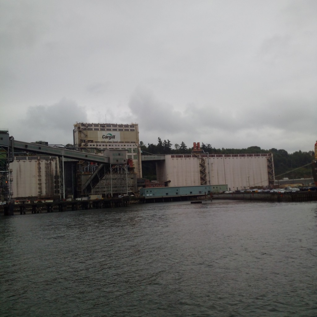 Cargill Port loading facility